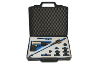 Laser 6263 Diesel Injector Extractor with Air Hammer & Adaptors
